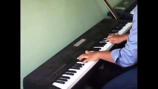 7g Ninaithu Ninaithu - Yuvan Shankar Raja (Piano Prelude by Magesh)