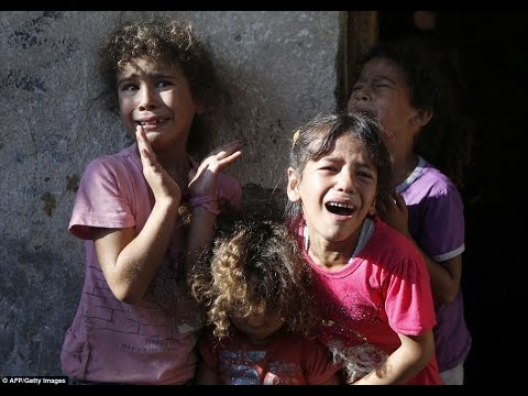 PRAY FOR THE INNOCENT CHILDREN OF PALESTINE