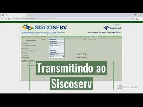 Certis Siscoserv - Como é Fácil Transmitir Registros