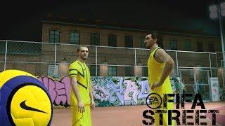 Fifa Street - Ibrahimović y Rooney en un duelo muy igualado del AMO DEL CAÑO Gameplay xbox