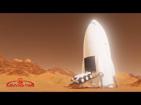Rediff 13/03 - Surviving Mars : Notre Colonie s'aggrandit !