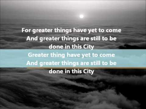 Chris Tomlin - God Of This City w Lyrics