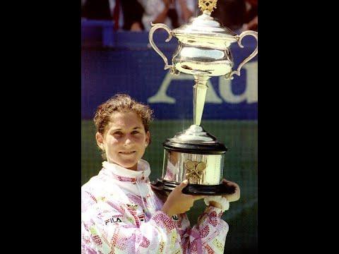 FULL #1 VERSION Seles vs Graf 1993 Australian Open