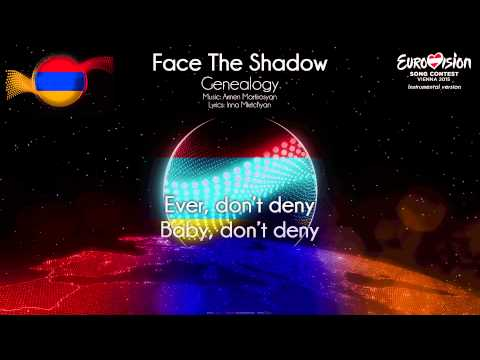 "Genealogy - ""Face The Shadow"" (Armenia) - [Instrumental version]"