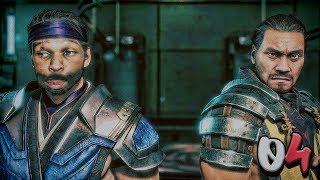 Mortal Kombat 11 - Story Mode - Gameplay Walkthrough Part 4 - Liu Kang and Kung Lao (MK11)