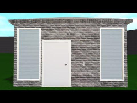 Bloxburg Small House Tutorial 5k Youtube