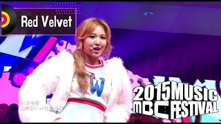 [2015 MBC Music festival] 2015 MBC 가요대제전 - RED VELVET - Ice Cream Cake,레드벨벳-아이스크림케이크 20151231