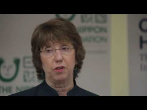 Japan-UK Perspectives: Catherine Ashton on Globalization, Diplomacy and Brexit
