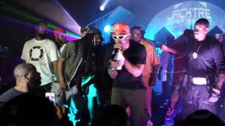 d4l fabo mook b stoney performing betcha can t do it like me scottie geeked up