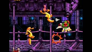 Donkey Kong Country 3 - Krack Shot Kroc (5-4)