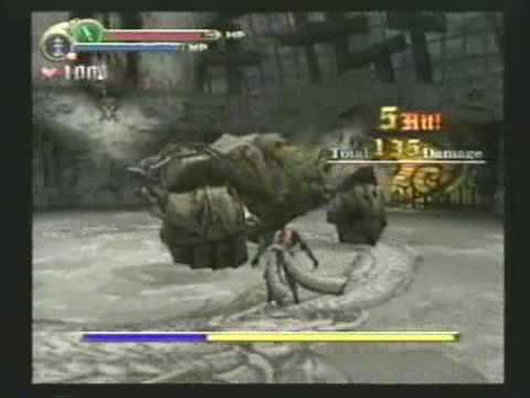 Castlevania: Lament of Innocence (PS2) E3 2003 Trailer