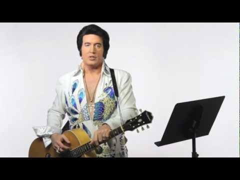 "How to Sing Like Elvis Presley - ""Love Me Tender"" karaoke lyrics"