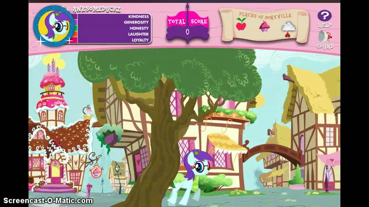 MLP Adventures In Ponyville! Episode 1 Seaseon1