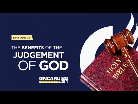 """""""The Benefits of the Judgement of God"""" 