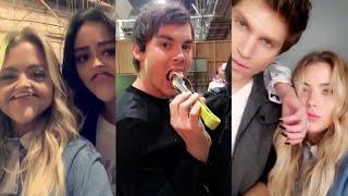 Video Ashley Benson on Snapchat | Ft Shay Mitchell,Tyler Blackburn and Keegan Allen | October 24 2016 download MP3, 3GP, MP4, WEBM, AVI, FLV Desember 2017