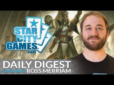Daily Digest: Abzan Aristocrats with Ross Merriam [Modern]