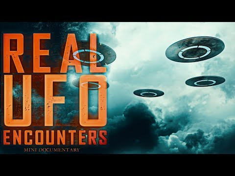 15 True Scary Alien & UFO Encounter Horror Stories