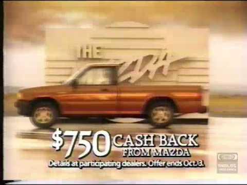 Jeff Sikes Mazda | Television Commercial | 1989 | Huntsville Alabama