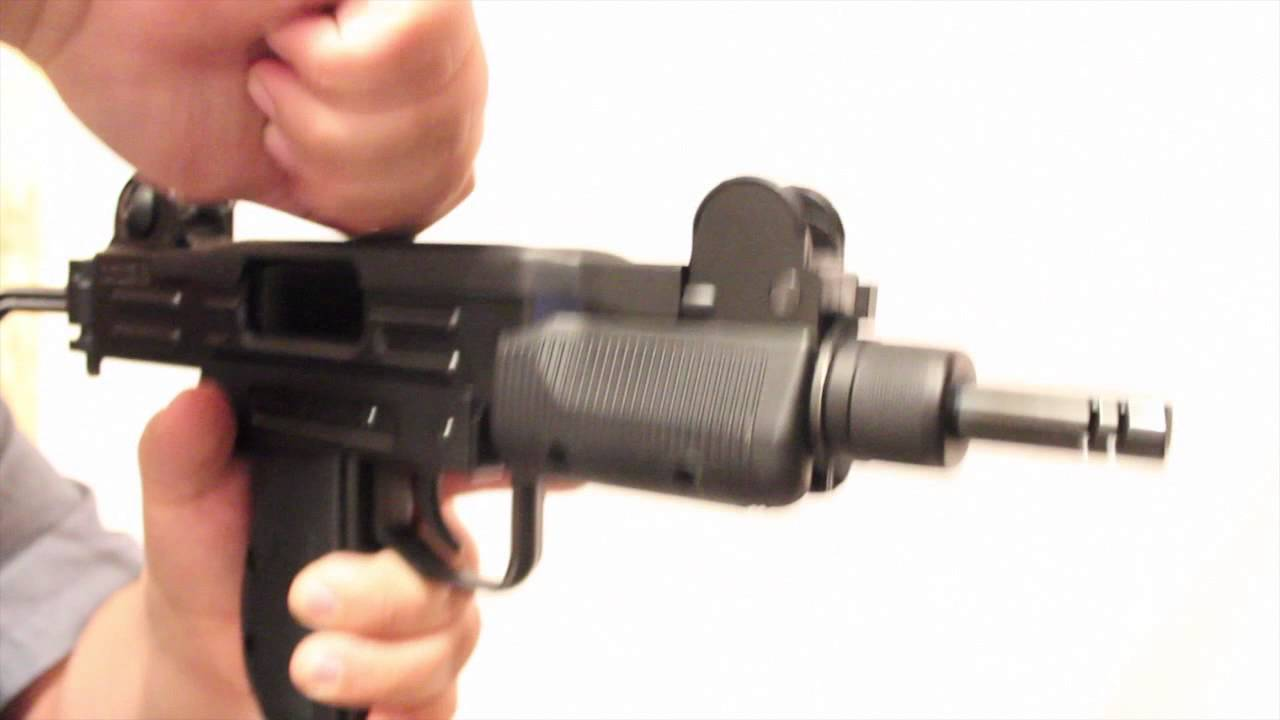 Umarex Uzi  177 Gas Blow Back BB Gun