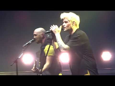 The Script - If You Could See Me Now - Manchester Arena - 3rd February 2018