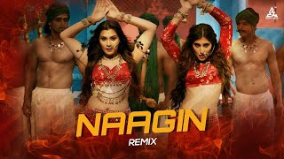 Naagin Song Remix DJ Charles | Aastha Gill, Akasa | New Song Full Video