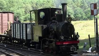 festival du chemin de fer à vapeur de Rillé 2017 (Indre-et-Loire)