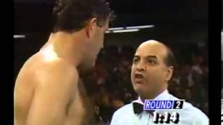 Awesome KO! (George Foreman vs. Gerry Cooney)