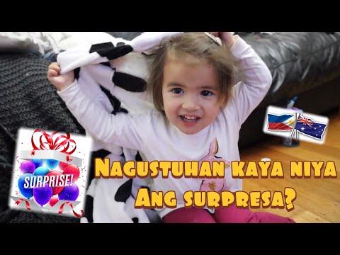 NAG SHOPPING ULIT + UNBOXING + ANG SURPRESA PARA KAY PARIS💕 | FILIPINA AUSTRALIAN FAMILY VLOG from YouTube · Duration:  20 minutes 37 seconds