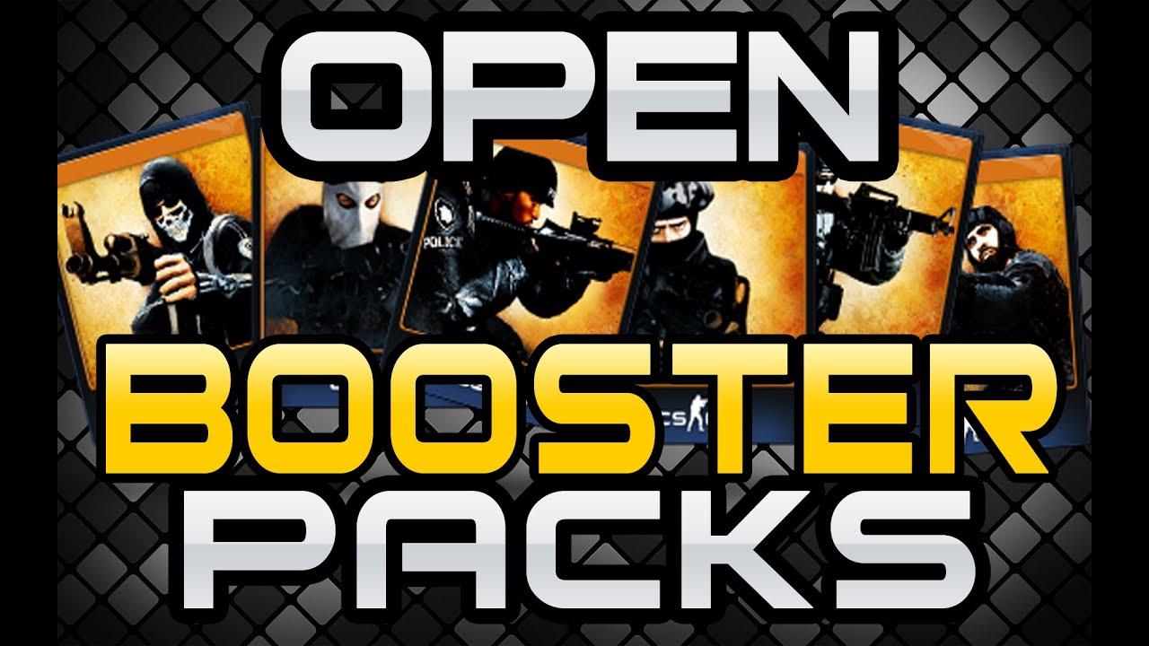 Booster Packs Steam