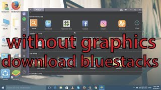 Gambar cover how to download bluestacks without graphics