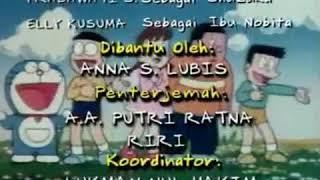 Doraemon Ending Indonesia 1990an - Kita Hidup di Bumi Ini
