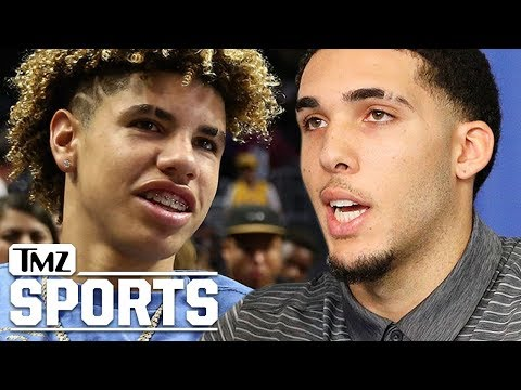 LaMelo Ball Signs with Agent, Won't Play at UCLA I TMZ Sports