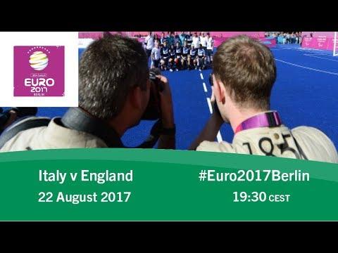 Italy vs England   IBSA Blind Football European Championships