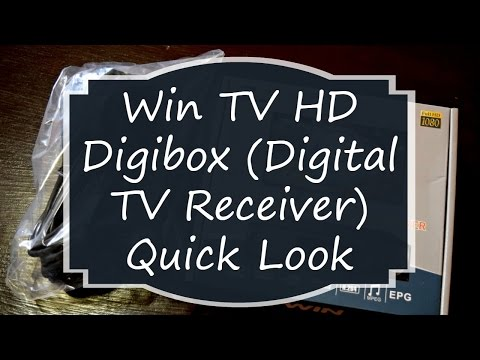 WinTV Digibox Quick Look