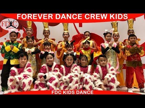 KIDS DANCE CHINESE DANCE INDONESIA