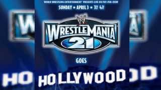 "WWE: Wrestlemania 21 Theme ""Big Time"" By The Soundtrack Of Our Lives Download"