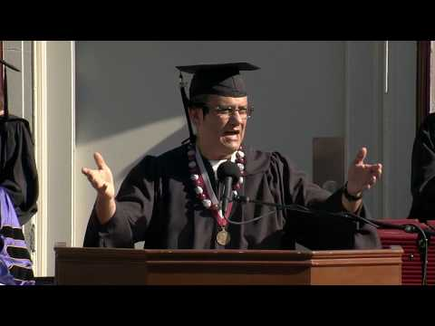 University of Redlands 2017 Business class speech