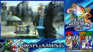 this is how you don t play super smash bros 3ds online edition