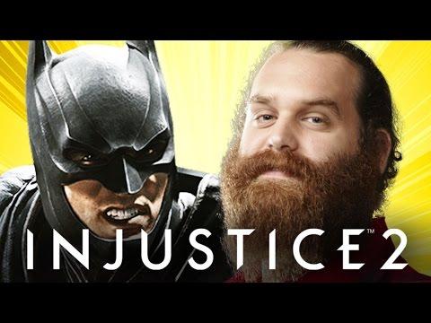 INJUSTICE 2 PUNISHMENT FINALE (Game Bang)