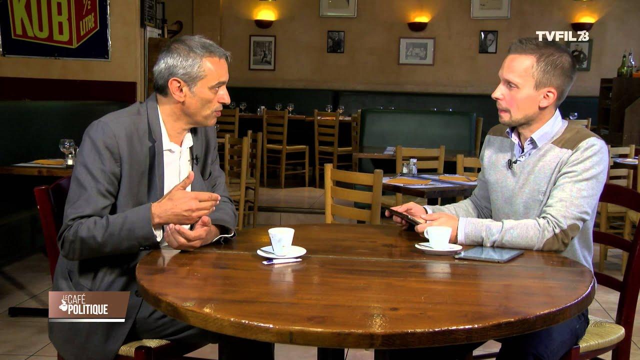 Le Café Politique n°2 – Alain Hajjaj, Maire (PCF) de la Verrière