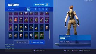 Fortnite Account For Sale 100+ Skins! Read Description