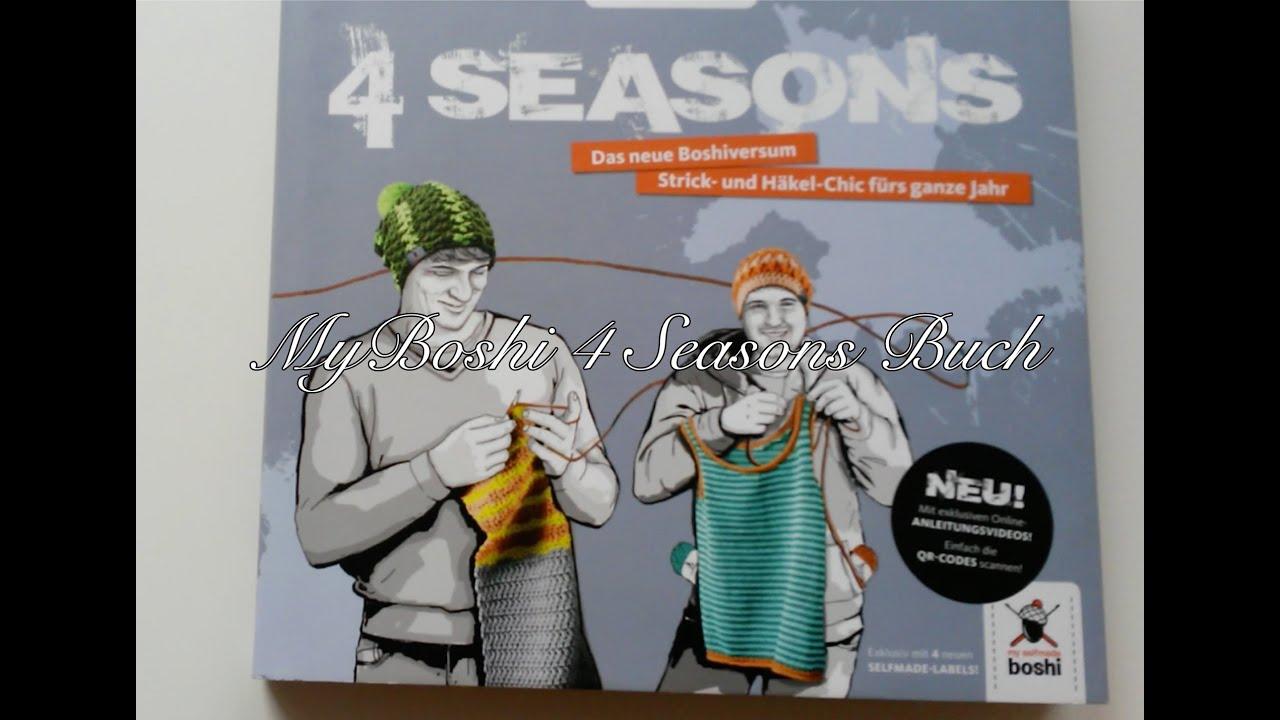 MyBoshi 4 Seasons Häkelanleitungen von Felix Rohland und Thomas ...