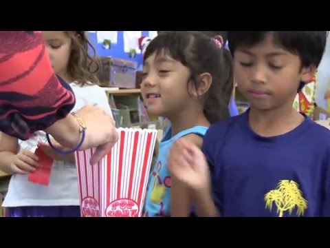 K-1 Carnival at Punahou School (February 5, 2016)