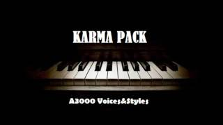 KARMA PACK Yamaha A3000 (Grani Halay ve Yk Halay)