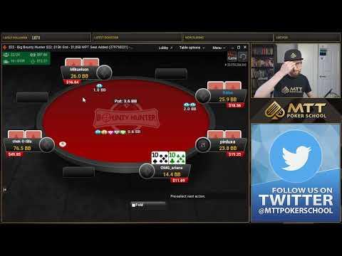 онлайн мтт покер