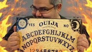 THE OUIJA BOARD FREAKOUT!!