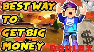 Best Money Making Method In Roblox Jailbreak