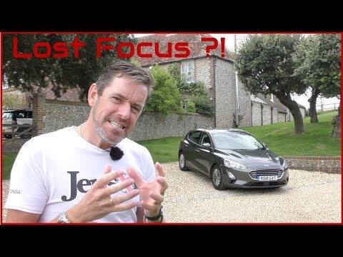 Living with the 2019 Ford Focus (500 mile Road Trip)