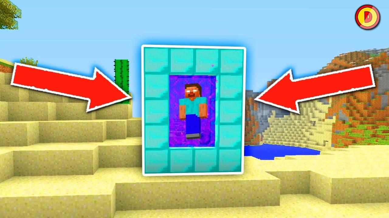 Minecraft Console - HOW TO MAKE PORTAL TO HEROBRINE DIMENSION  (Ps3/Xbox360/PS4/XboxOne/WiiU)