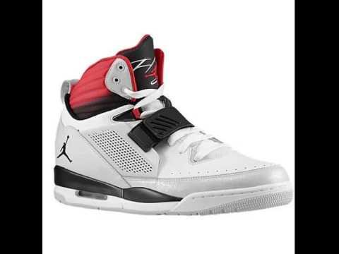 a7da3604f0e6 Nike Jordan Flight 97 White Pure Platinum Gym Red Black 654265-104 (SIZE   11.5)